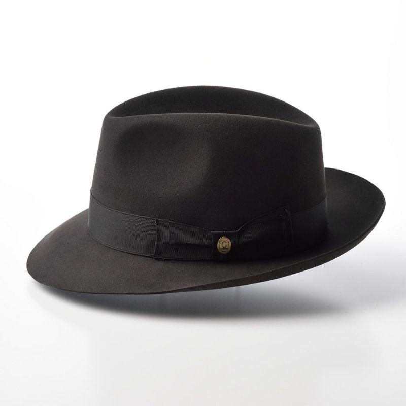 Beaver Fur Hat(ビーバーファー ハット) G016 グレー