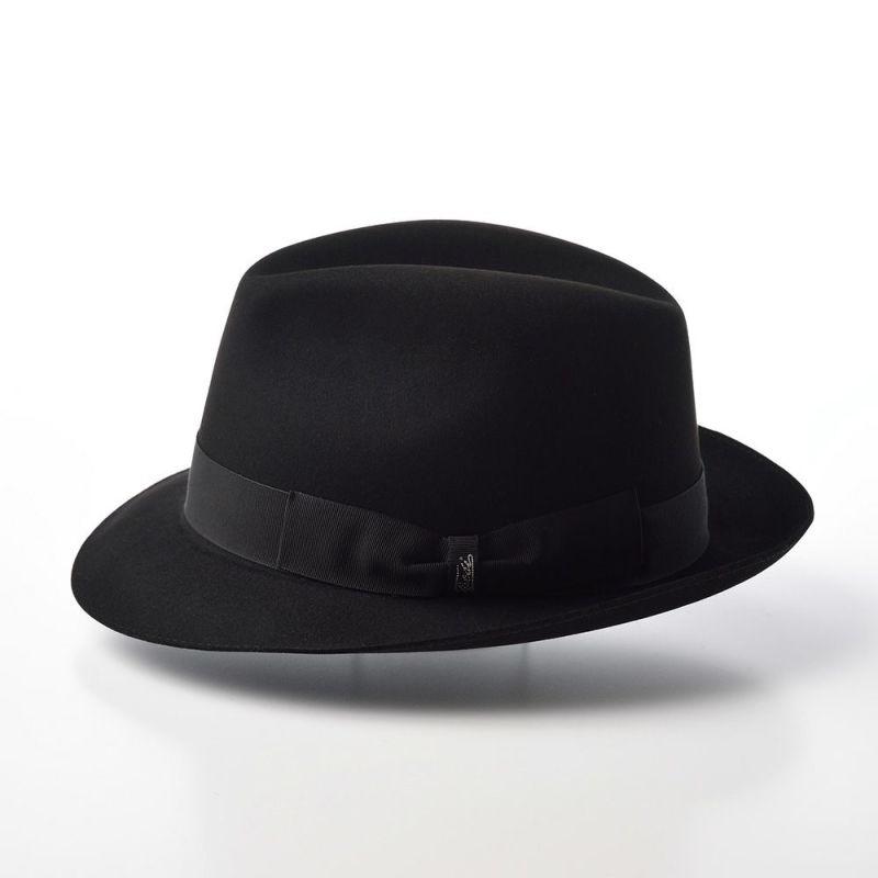 Beaver Fur Hat(ビーバーファー ハット) T1661 ブラック