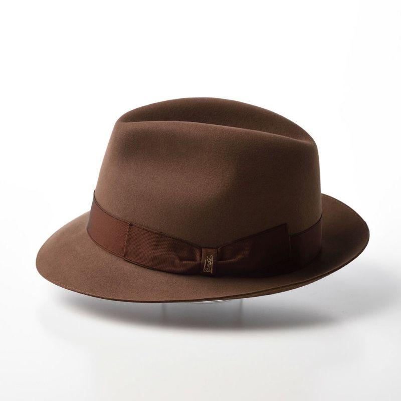 Beaver Fur Hat(ビーバーファー ハット) T1661 ブラウン