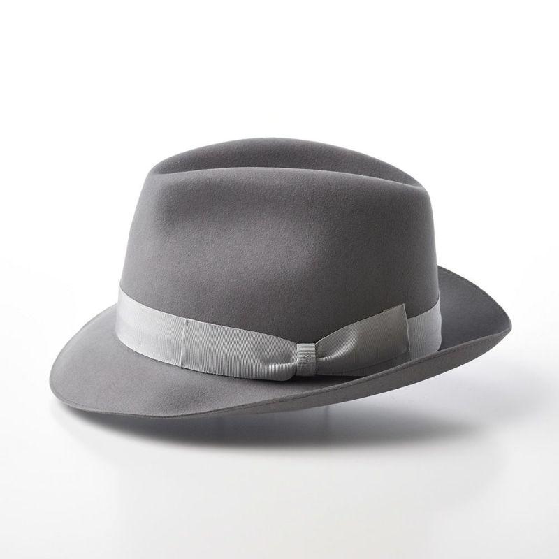 Beaver Fur Hat(ビーバーファー ハット) T1661 グレー
