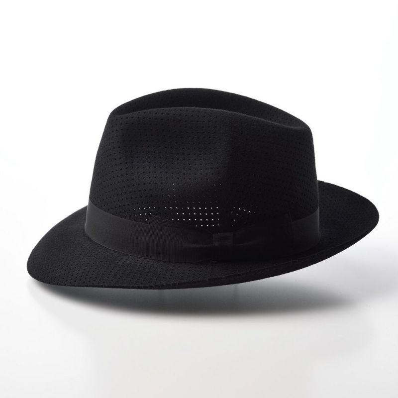 Rabbit Fur Hat(ラビットファー ハット) T1751 ブラック
