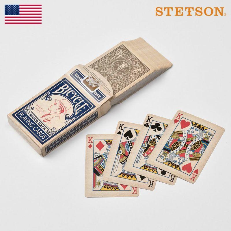 トランプ STETSON(ステットソン) PLAYING CARDS(ステットソン プレイングカード)