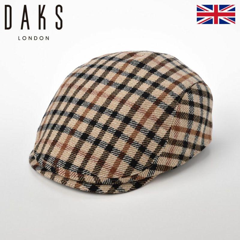帽子 ハンチング DAKS(ダックス) Hunting Tartan Check(ハンチング タータンチェック) D3421 ハウスチェック