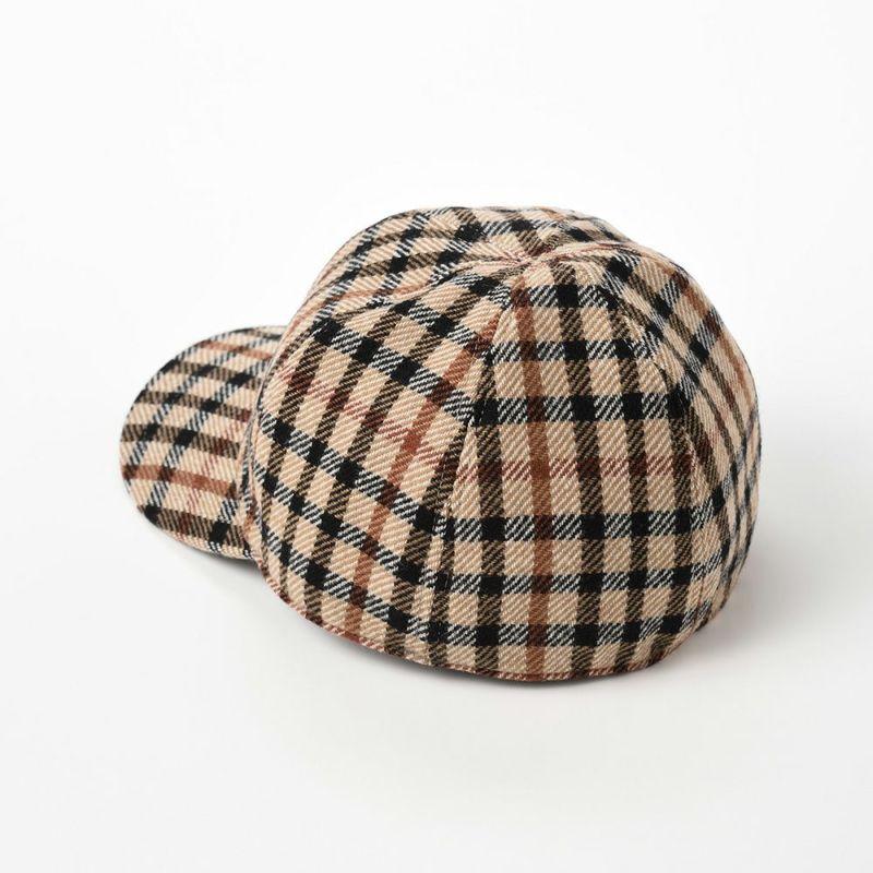 Cap Wool Tartan(キャップ ウールタータン) D3731 ハウスチェック