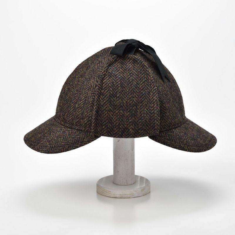 Sherlock Herringbone(シャーロック ヘリンボン) D3772 カーキ