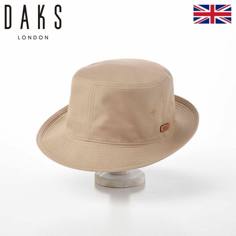 帽子 ハット DAKS(ダックス) Alpen Weather Cloth(アルペン ウェザークロス) D3802 ベージュ