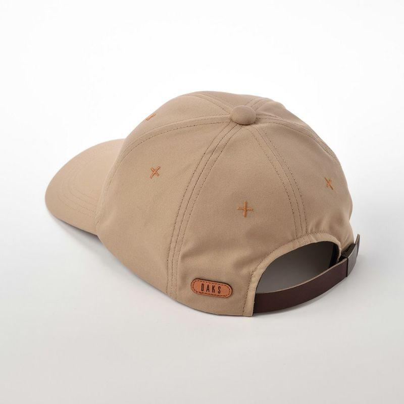Cap Weather Cloth(キャップ ウェザークロス) D3803 ベージュ