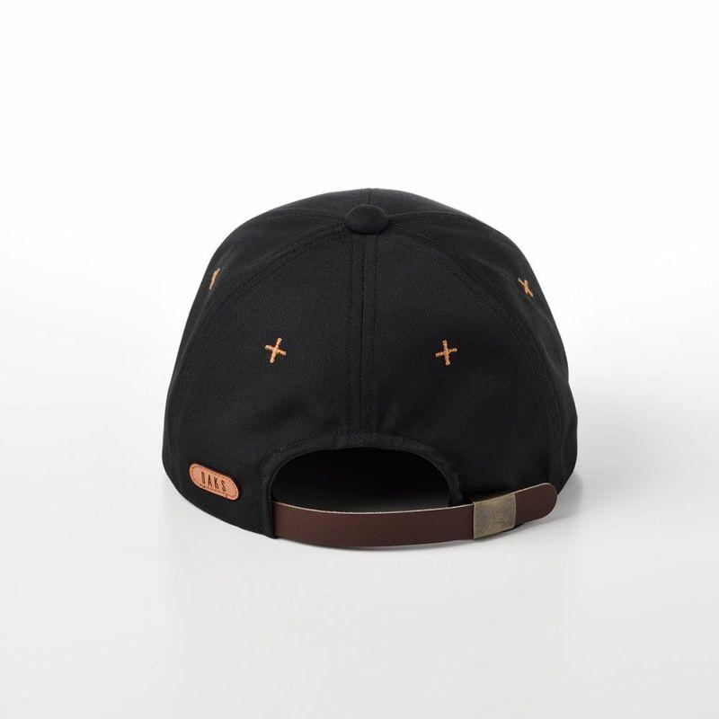 Cap Weather Cloth(キャップ ウェザークロス) D3803 ブラック