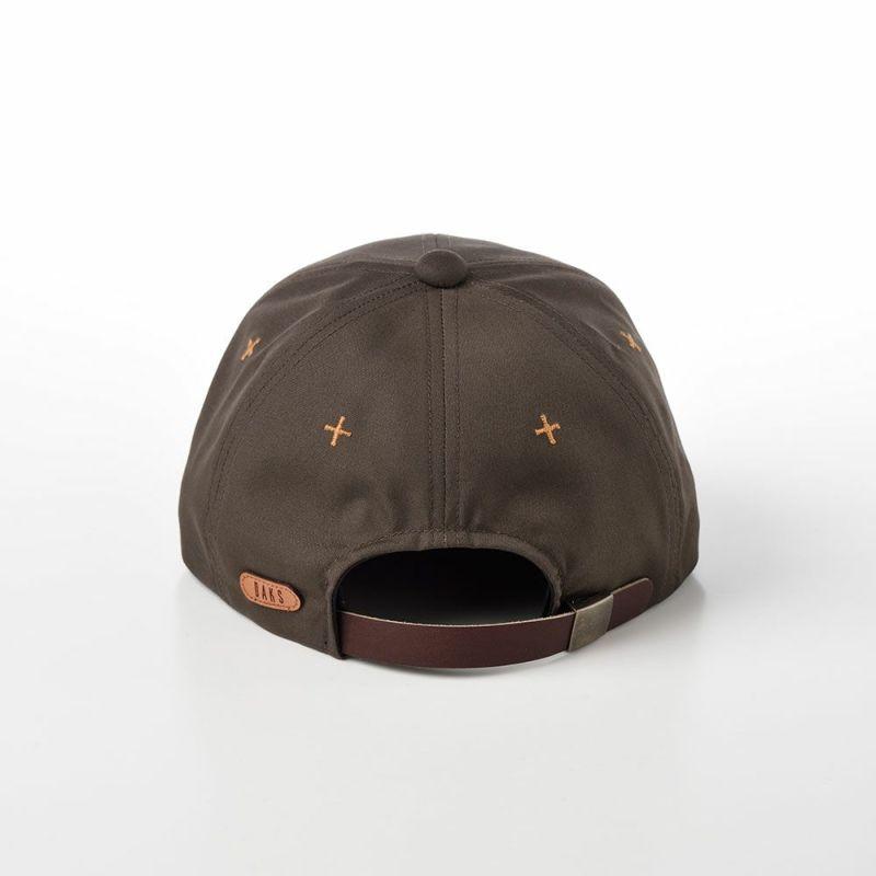 Cap Weather Cloth(キャップ ウェザークロス) D3803 カーキ