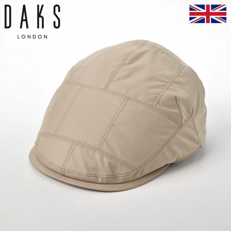 帽子 ハンチング DAKS(ダックス) Down Hunting(ダウンハンチング) D3814 ベージュ