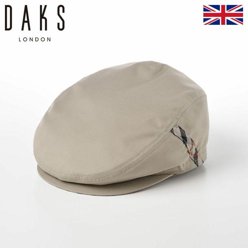 帽子 ハンチング DAKS(ダックス) Top Free Hunting Coat Cloth(トップフリーハンチング コートクロス) D4303 ベージュ