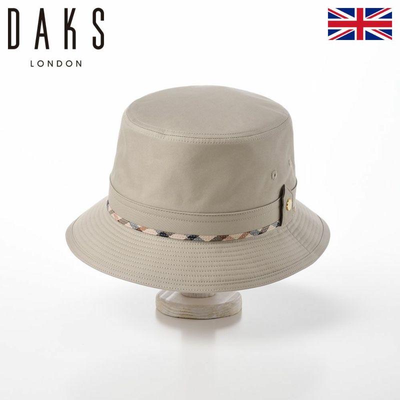 帽子 ハット DAKS(ダックス) Safari Coat Cloth(サファリ コートクロス) D5105 オリーブ