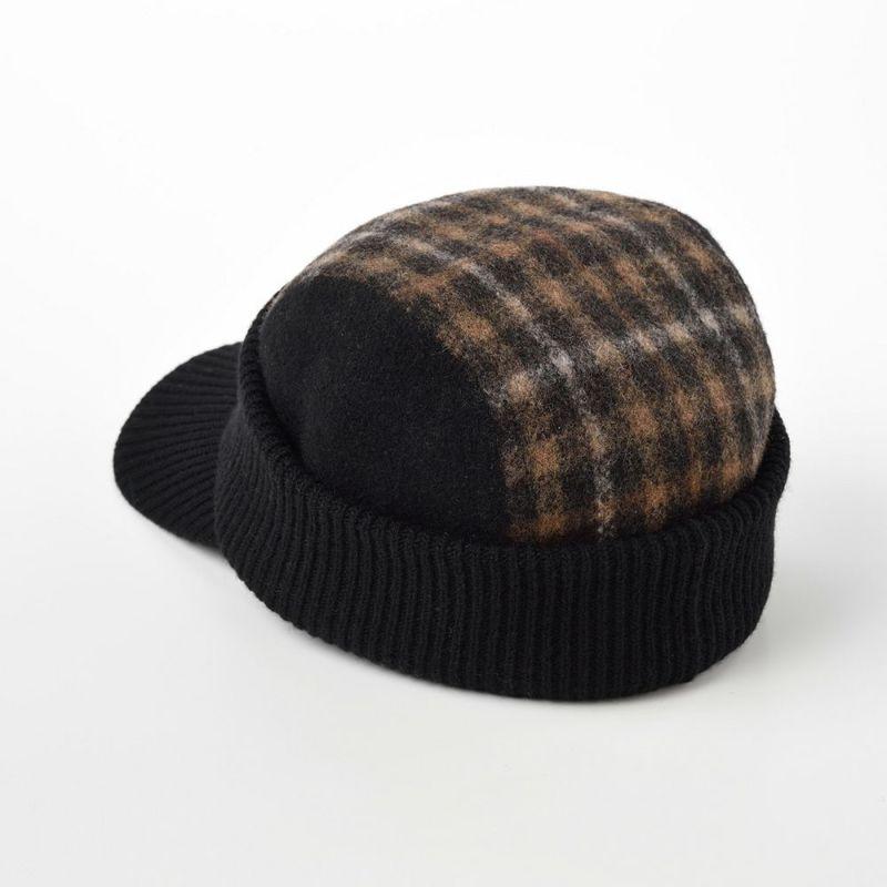 Cap Basque Wool(キャップ バスク ウール) D5525 ブラック