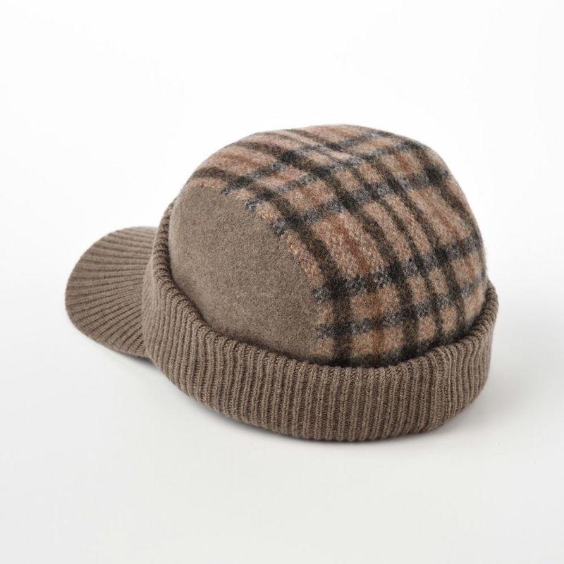 Cap Basque Wool(キャップ バスク ウール) D5525 ブラウン