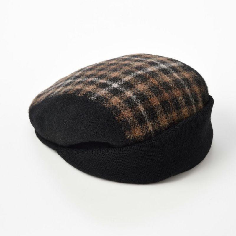 Hunting Basque Wool(ハンチング バスク ウール) D5526 ブラック
