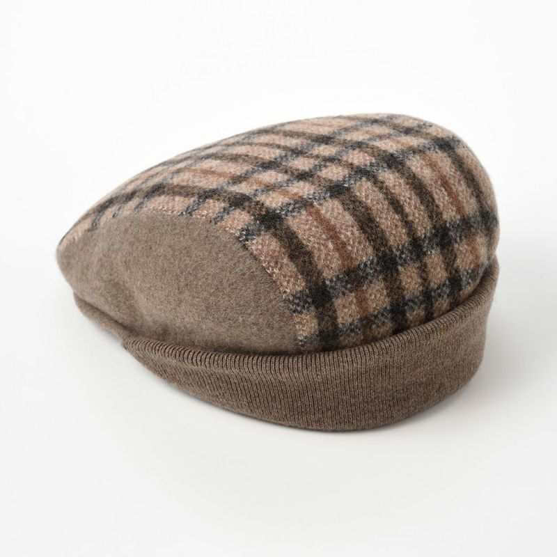 Hunting Basque Wool(ハンチング バスク ウール) D5526 ブラウン