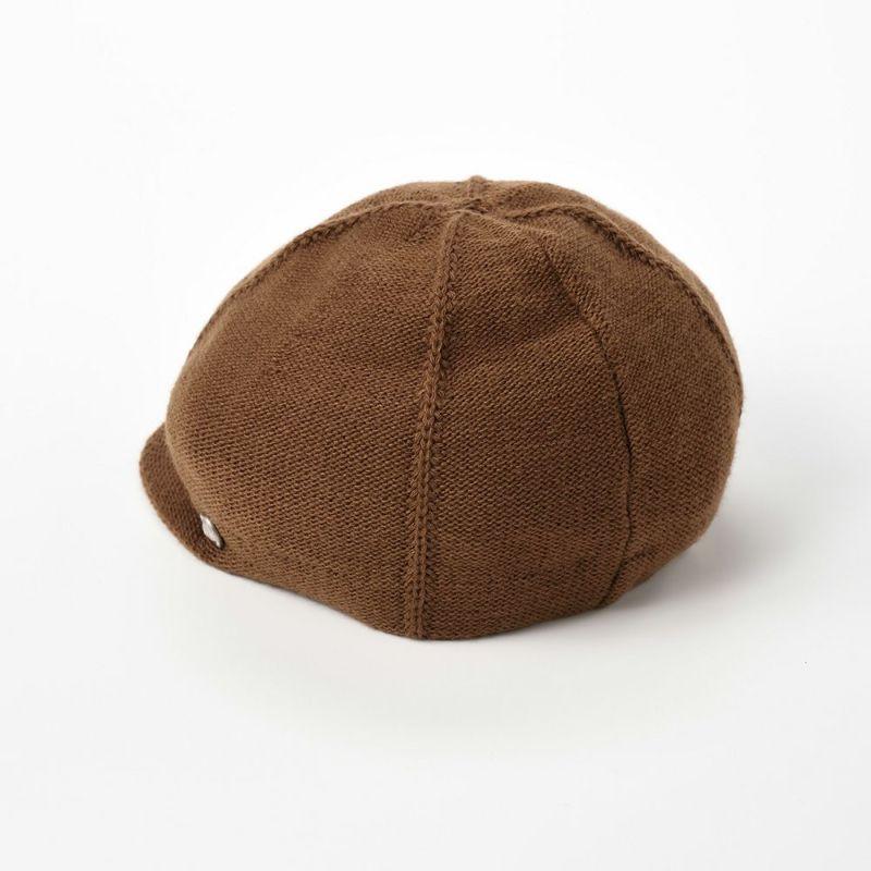 Knit Cap(ニットキャップ) D5535 ブラウン
