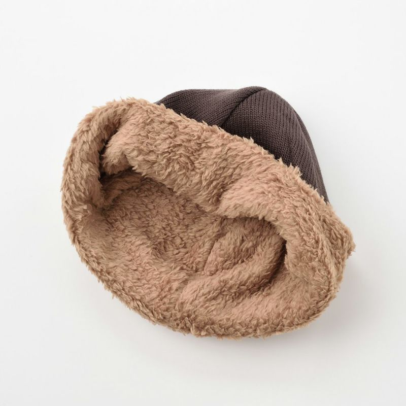 Knit Watch Boa(ニットワッチ ボア) D5559 ブラウン