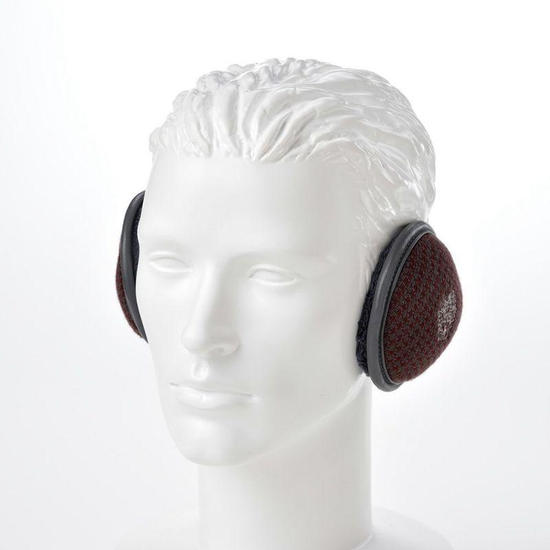 EarMuff(イヤーマフ) D5572 バーガンディ