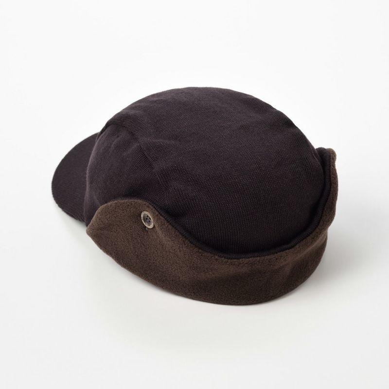 Cap EarMuff(キャップ イヤーマフ) D5577 ブラウン