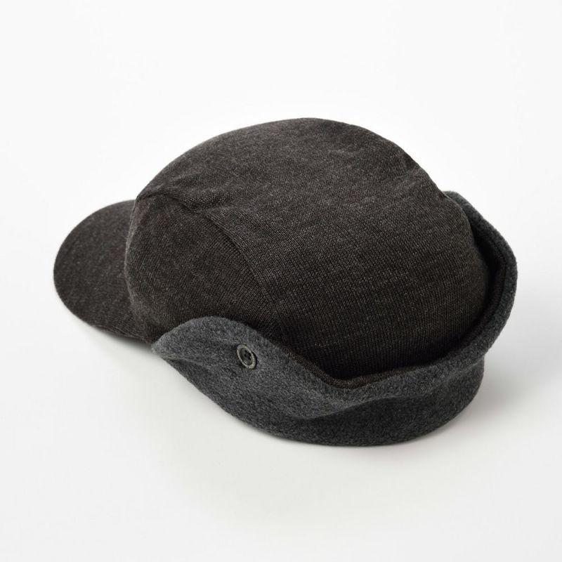 Cap EarMuff(キャップ イヤーマフ) D5577 チャコールグレー