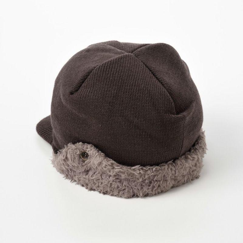 Knit Watch Boa(ニットワッチ ボア) D5581 ダークブラウン
