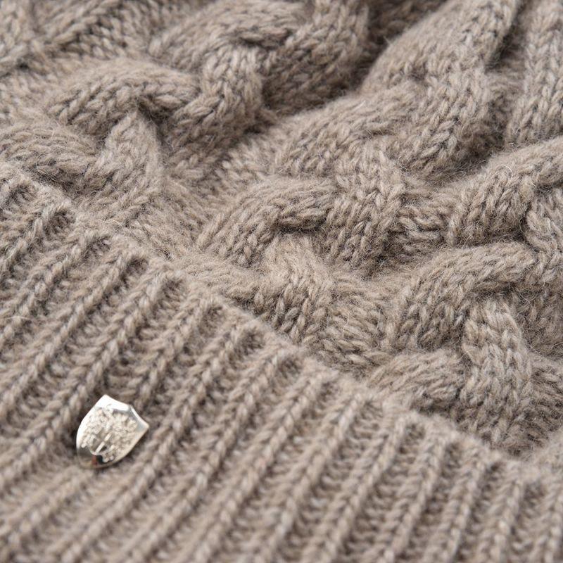 Knit Watch Cashmere(ニットワッチ カシミヤ) D5806 ベージュ