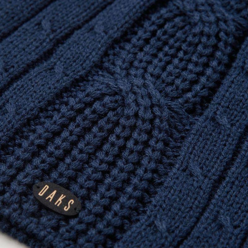 Knit Watch(ニットワッチ) D5809 ネイビー