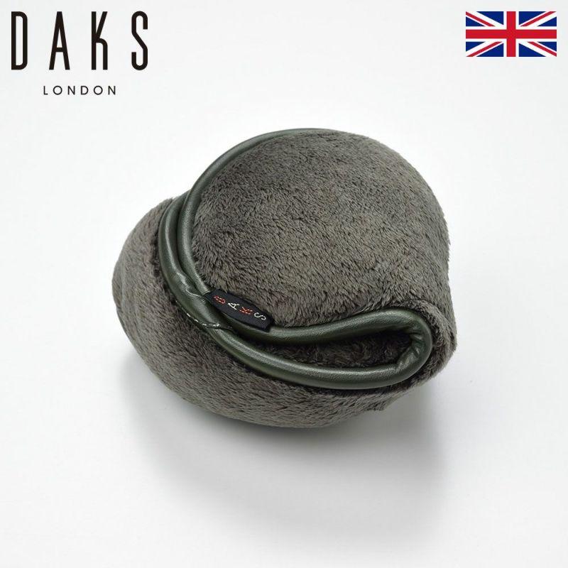 耳あて DAKS(ダックス) EarMuff(イヤーマフ) D5814 カーキ