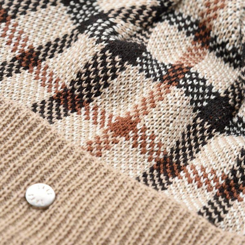 Knit Watch(ニットワッチ) D5822 ハウスチェック