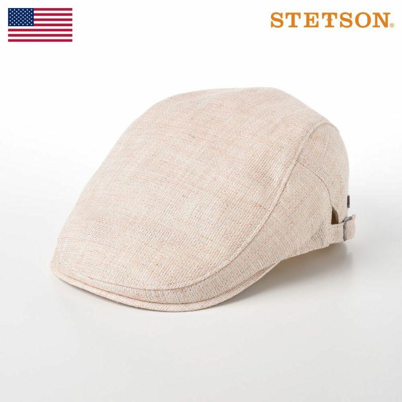 帽子 ハンチング STETSON(ステットソン) SIDE FREE HUNTING(サイド フリー ハンチング)SE183 オレンジ