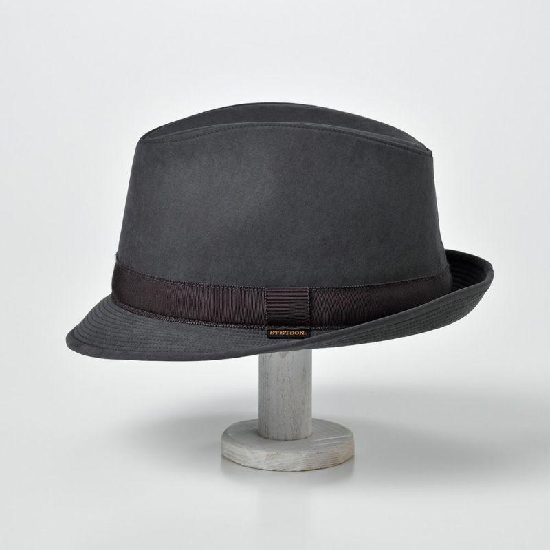 CRUSHABLE WR HAT(クラッシャブル撥水ハット)SE489 チャコールグレー