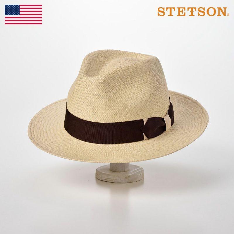 帽子 パナマハット STETSON(ステットソン) DUO PANAMA G3(デュオ パナマ G3)SH557 ナチュラル
