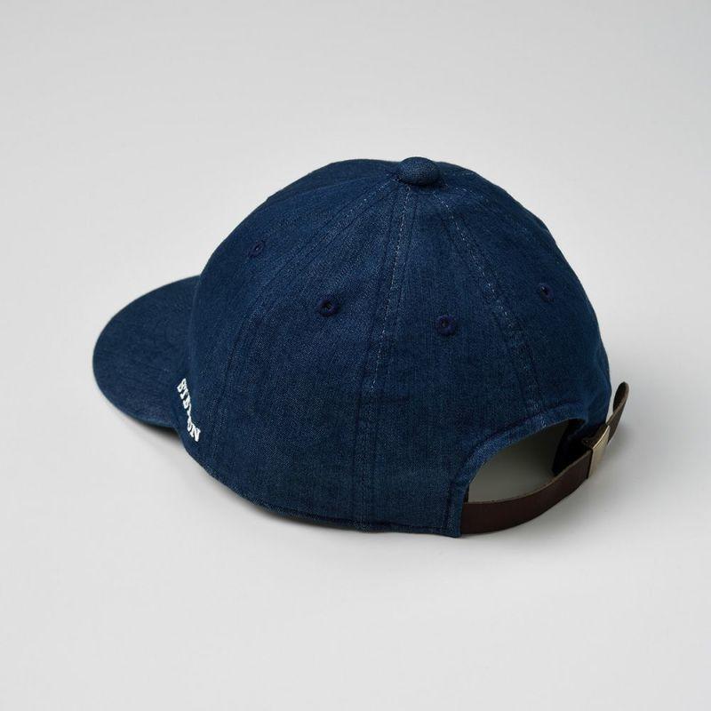 COOL MAX DINIM CAP(クールマックスデニム キャップ)SE175 ブルー
