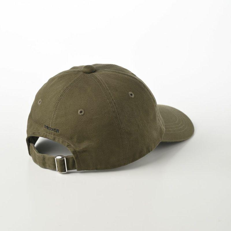 MASCOT CAP(マスコットキャップ)SE409 カーキ