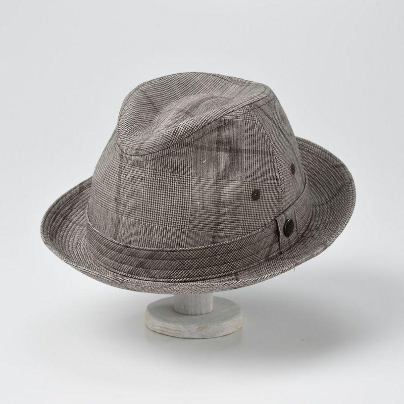 LINEN HAT(リネンハット)SE448 ブラウン