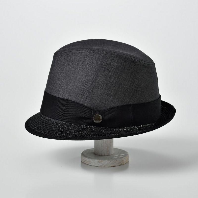 BRAID COMBI HAT(ブレードコンビ ハット)SE442 チャコール