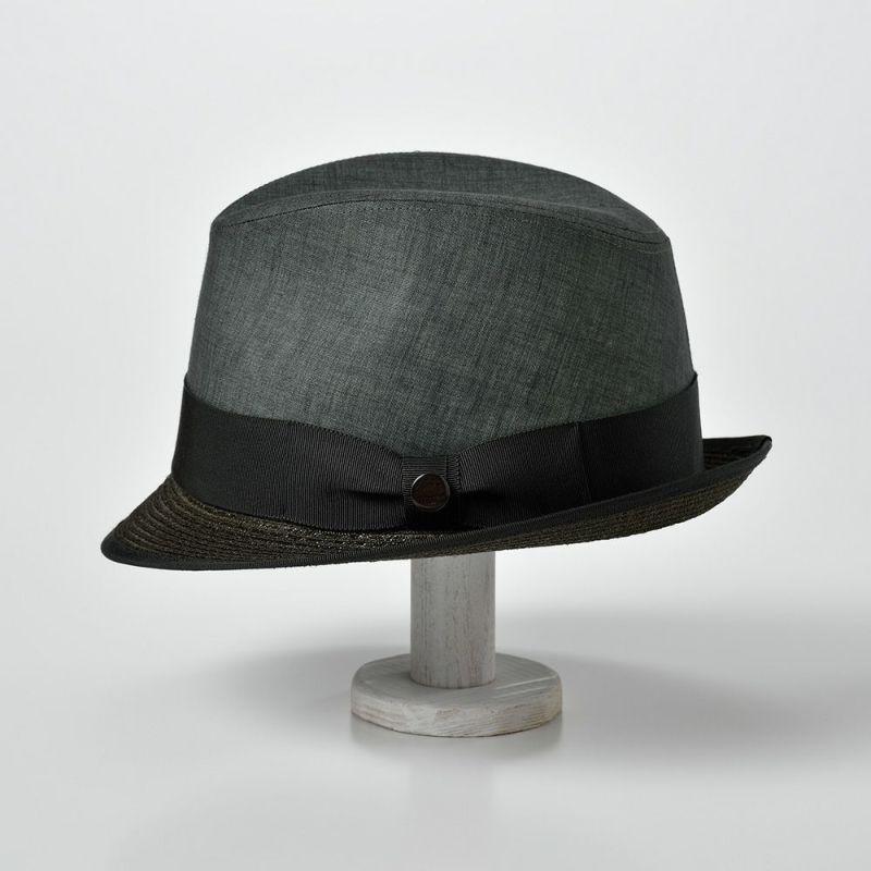 BRAID COMBI HAT(ブレードコンビ ハット)SE442 オリーブ