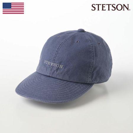 CAP OVERDYE COTTON(キャップ オーバーダイ コットン)SE077 ネイビー