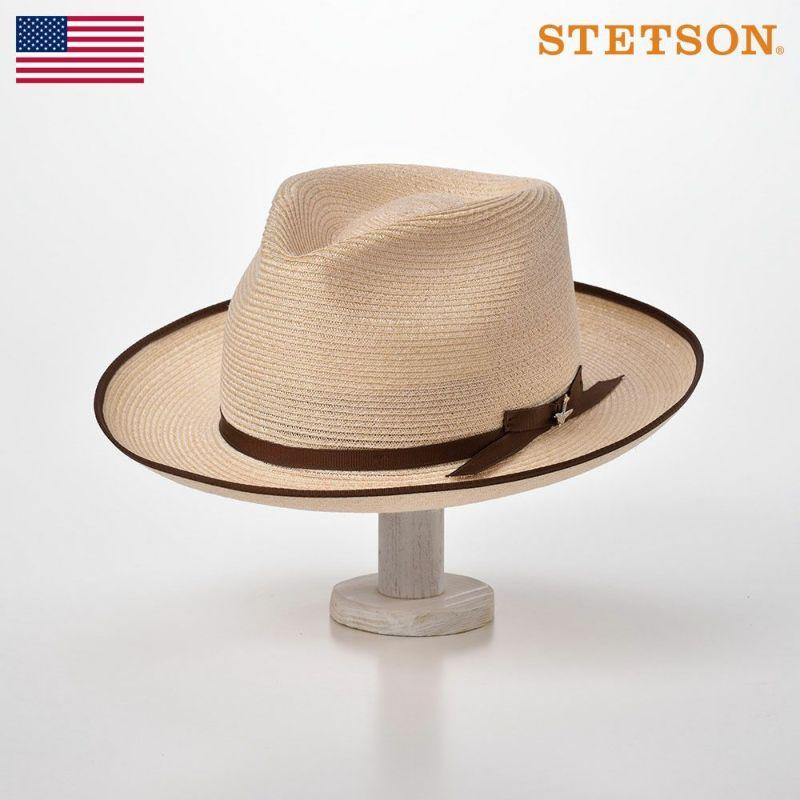 帽子 パナマハット STETSON(ステットソン) STRATOLINER HEMP(ストラトライナー ヘンプ)ST114 ナチュラル