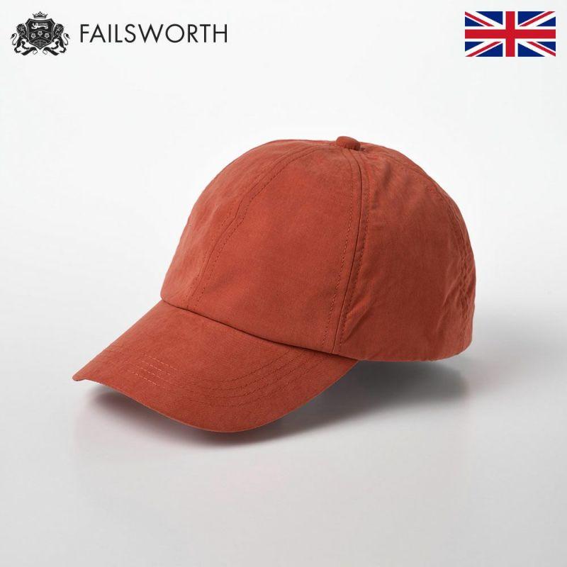 帽子 キャップ FAILSWORTH(フェイルスワース) Micro Baseball(ミクロベースボール) アンバー