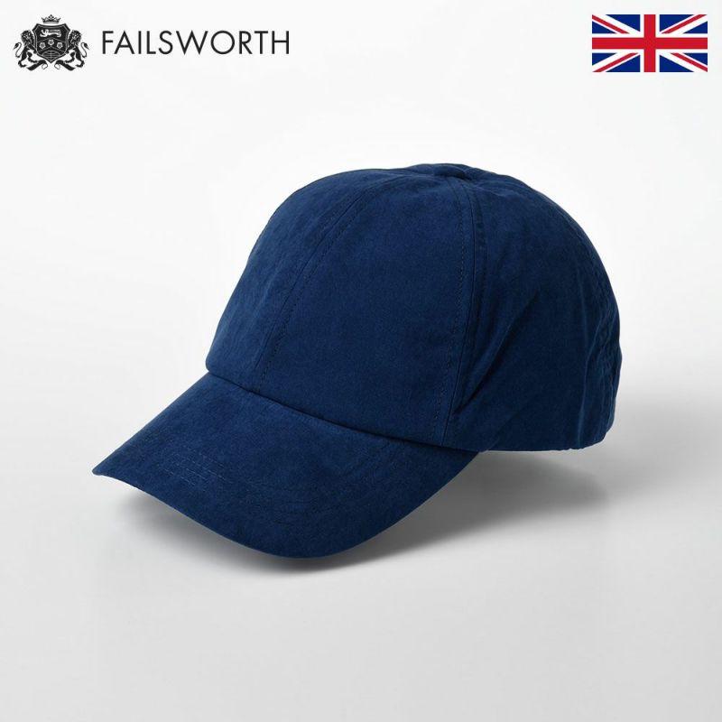 帽子 キャップ FAILSWORTH(フェイルスワース) Micro Baseball(ミクロベースボール) ロイヤルブルー