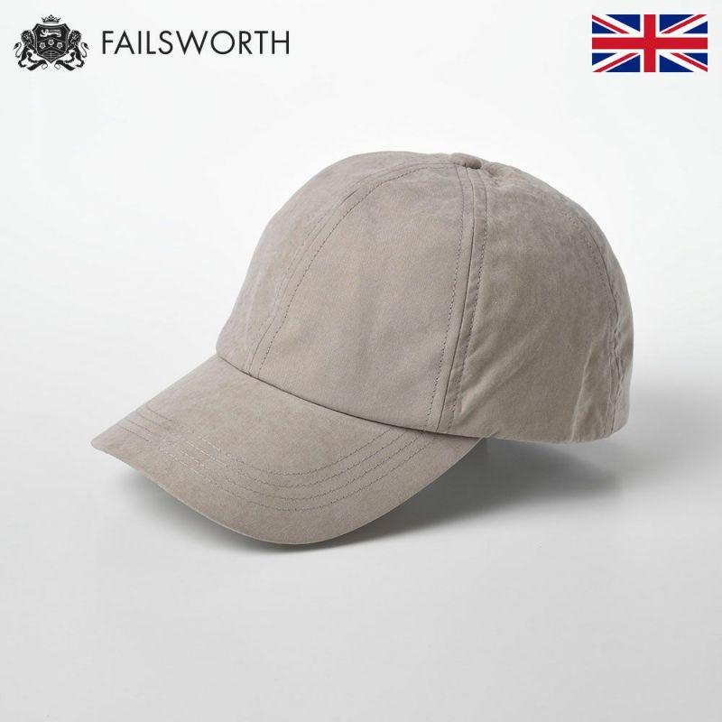 帽子 キャップ FAILSWORTH(フェイルスワース) Micro Baseball(ミクロベースボール) ストーン