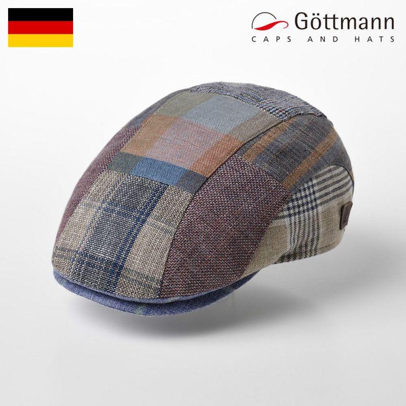 帽子 ハンチング Gottmann(ゴットマン) Baxter Patchwork(バクスター パッチワーク) G2786162 マルチ