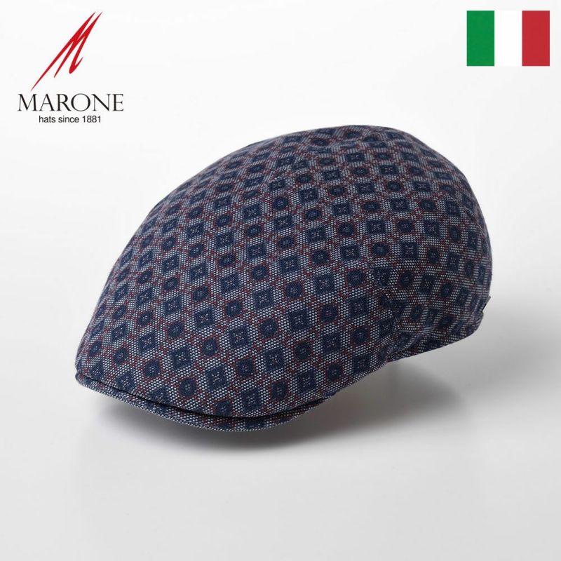 帽子 ハンチング MARONE(マローネ) One Panel Berretto(ワンパネルベレット)CT632