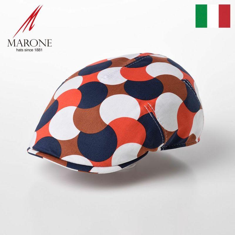 帽子 ハンチング MARONE(マローネ) One Panel Berretto Punto(ワンパネルベレット プント)CT635