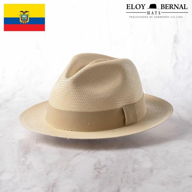 帽子 パナマハット ELOY BERNAL(エロイベルナール) CAMPANELLA(カンパネラ)ゴールド
