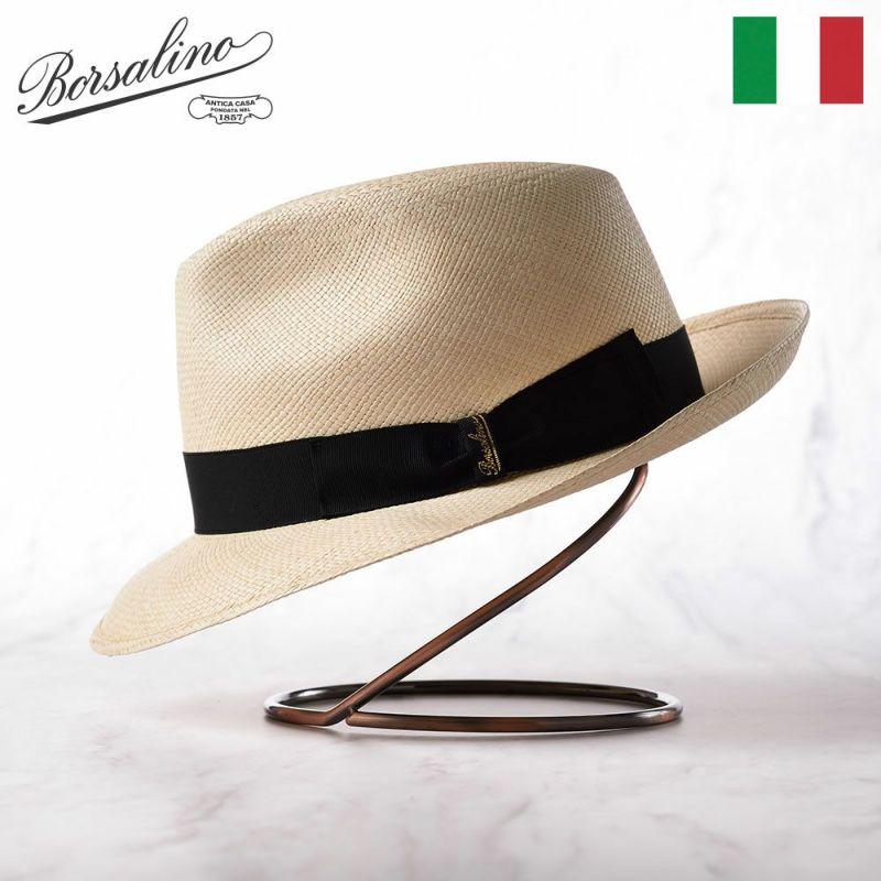 帽子 パナマハット Borsalino(ボルサリーノ) Panama Quito(パナマ キート) 140228 ナチュラル