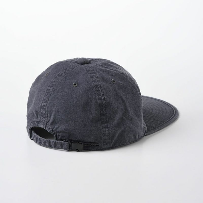 CAP OVERDYE COTTON(キャップ オーバーダイ コットン SE077)ブラック