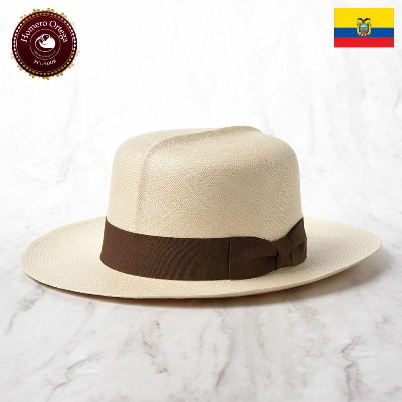 帽子 パナマハット Homero Ortega(オメロオルテガ) OPTIMO(オプティモ)ナチュラル